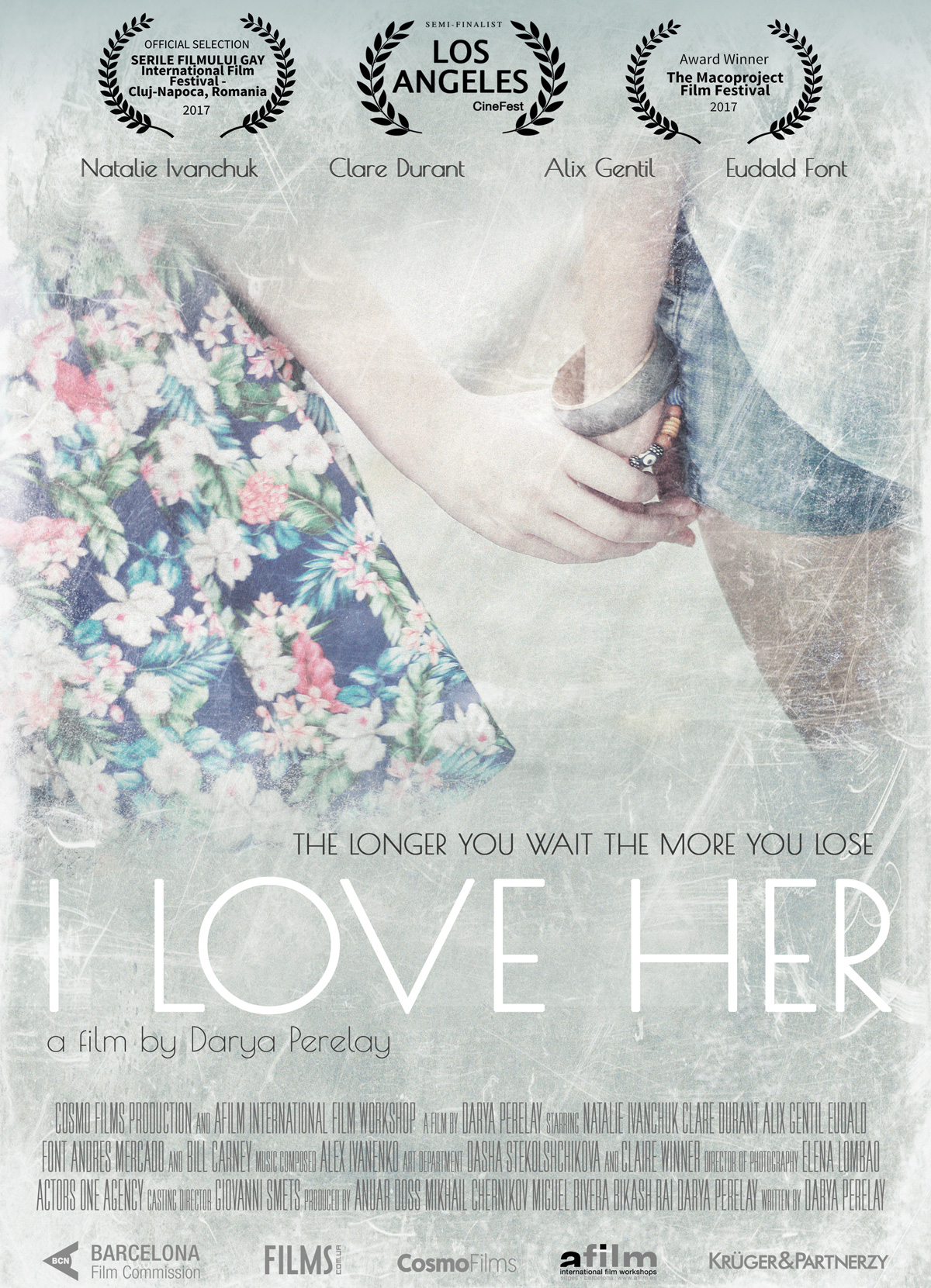 I Love Her, a film by Darta Perelay, 2016